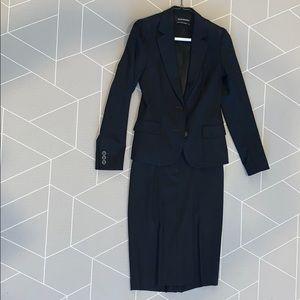 Club Monaco suit (blazer and skirt)